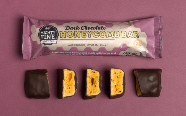 honey sweet honeycomb chocolate mighty fine