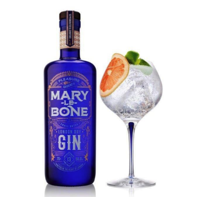 Marylebone Gin July Gin of the Month Perfect Serve Gin Tonic