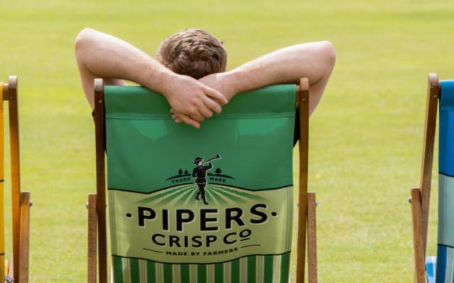 Pipers Deckchair relaxing