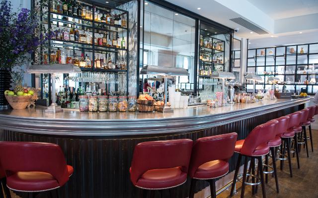 108 Bar at The Marylebone Hotel, London
