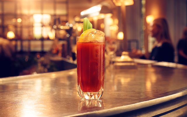 Bloody Mary - Lebone gin cocktail