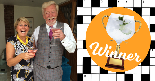 crossword gin copa trophy winner