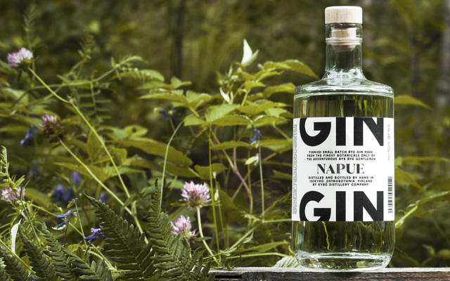 Kyrö Distillery Company's Napue Gin