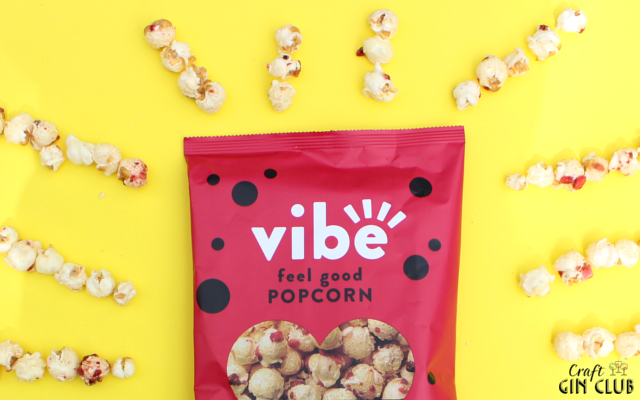 Vibe Feel Good Strawberry Popcorn