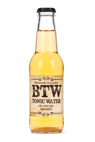 bermondsey tonic water btw