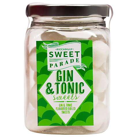 gin sweets
