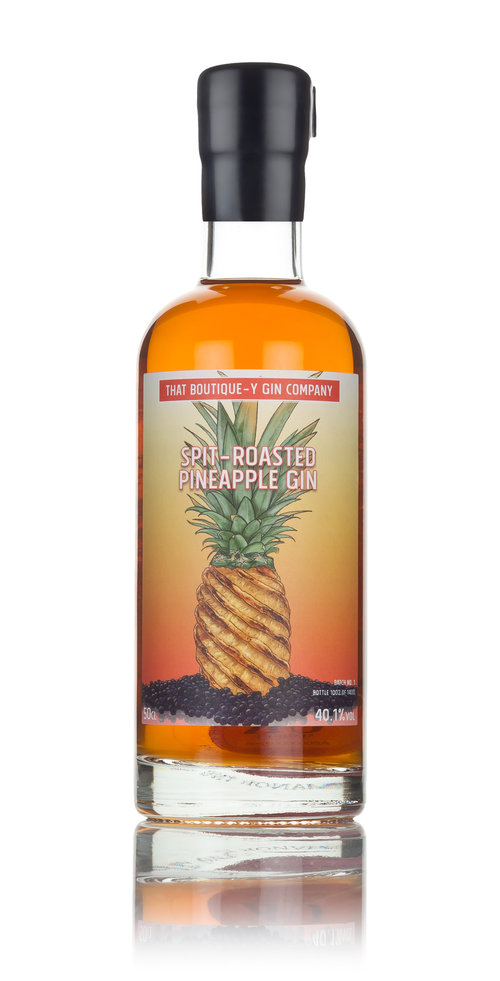 pineapple roasted gin