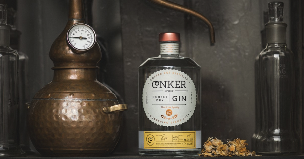 conker gin of the month
