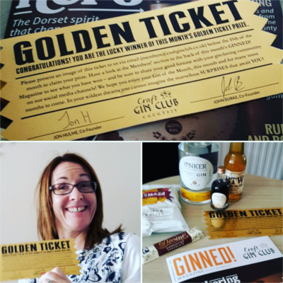 September Golden Ticket Winner