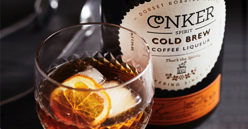 Conker Cold Brew Coffee Liqueur Negroni