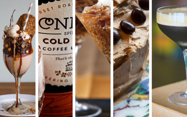 Ways to enjoy Conker Cold Brew Coffee Liqueur