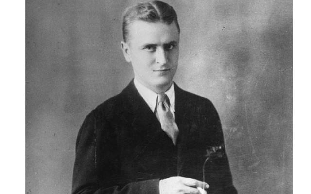 scott F Fitzgerald