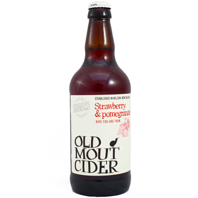 Old Mout Pomegranate & Strawberry Cider