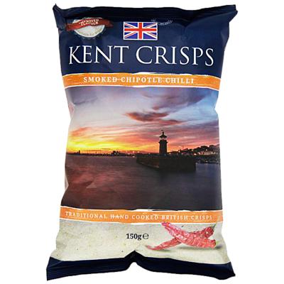 Kent Crisps Smoked Chipotle Chilli