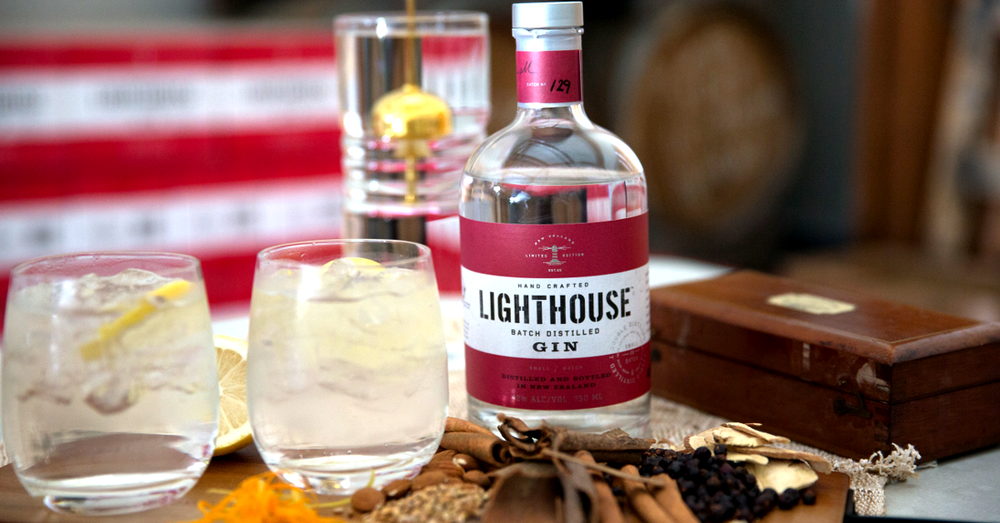 Lighthouse Gin Tonics