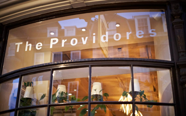 The Providores Restaurant in London