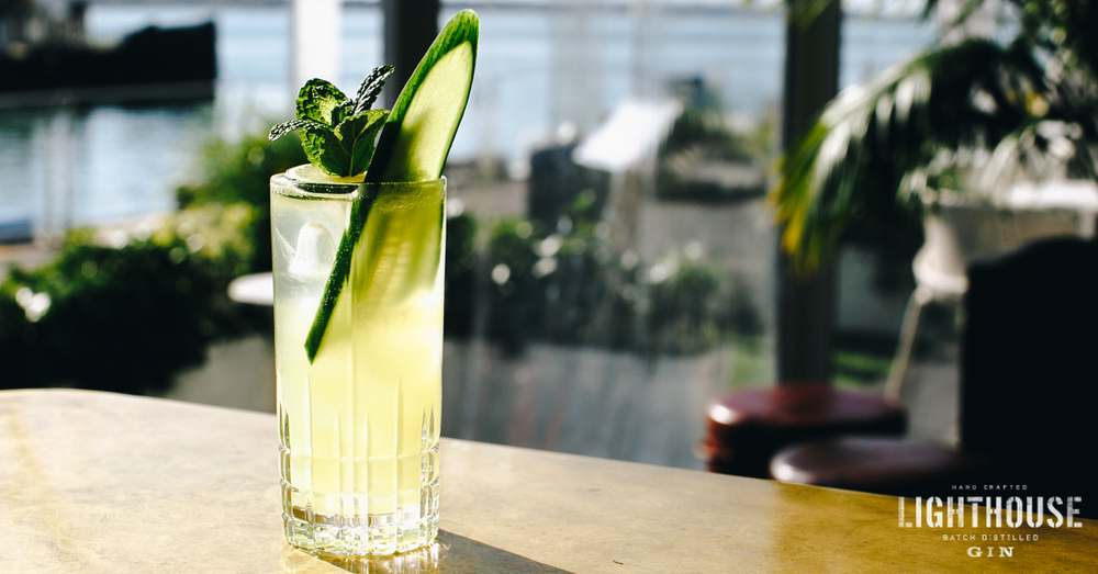 Green Grass of Home Gin Cocktail