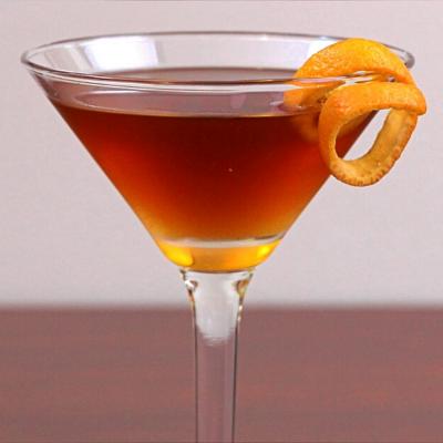 Hanky Panky gin cocktail