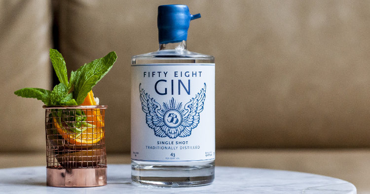November 58 Gin of the Month