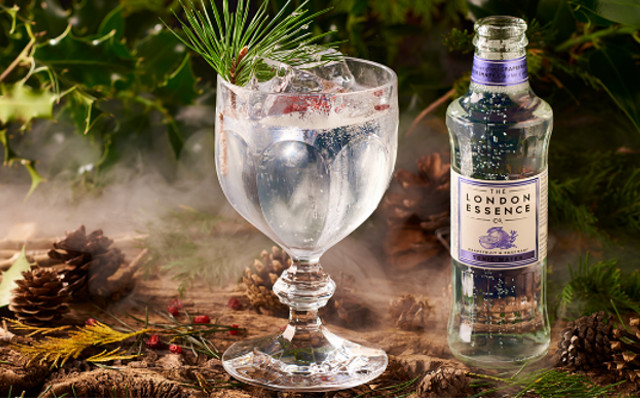 London Essence Company tonic and gin