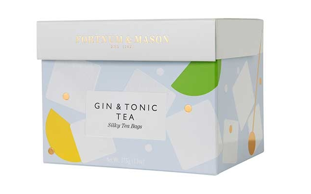 Fortnam and Mason Gin and tonic tea bags