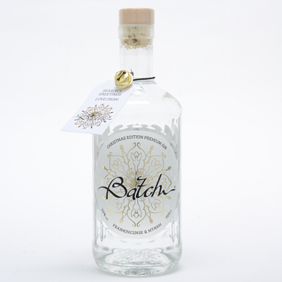 Batch Christmas Editiom Premium Gin