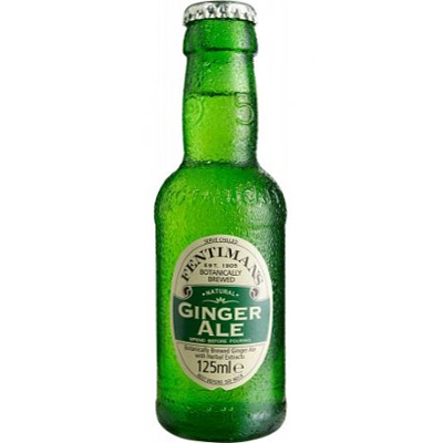 Fentimans Ginger Ale 125ml