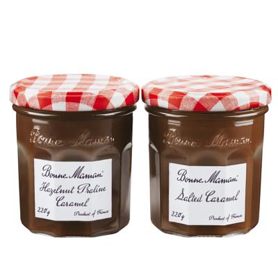 Bonne Maman Salted Caramel Hazelnut Praline Spread