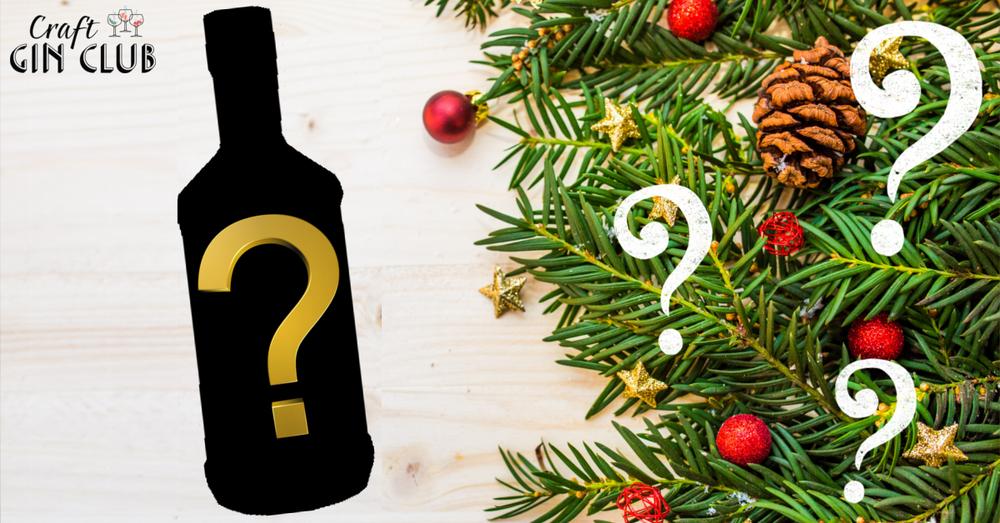 December 2017 Gin of the Month Spoiler Alert