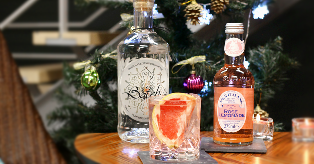 Warm your cockles this season with a light and refreshing Fentimans cocktail.