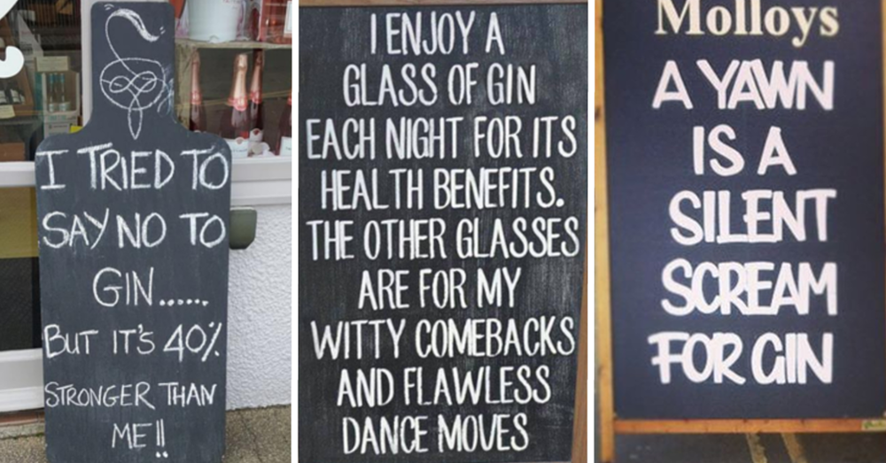 A collection of some of the finest pub chalk boards out there.