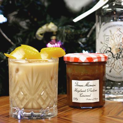 Yuletide Flip Gin Christmas Cocktail Craft Gin Club