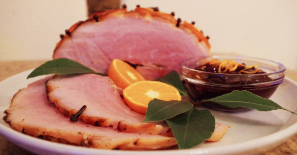 Gin Kitchen Christmas Ham