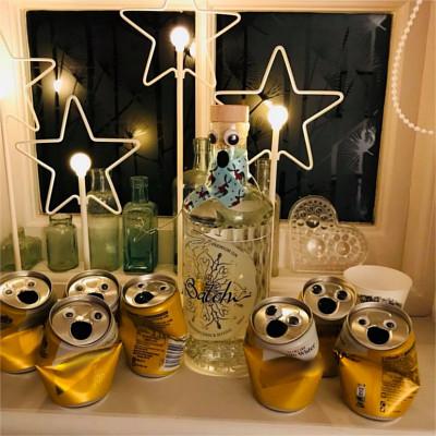 December Batch Gin Ginstagram Winner