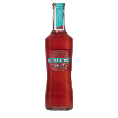 Monte Rosso aperitivo soft drink beverage