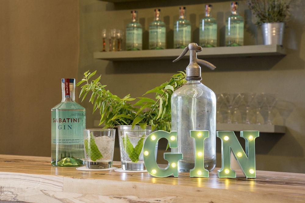 Sabatini Gin Bar