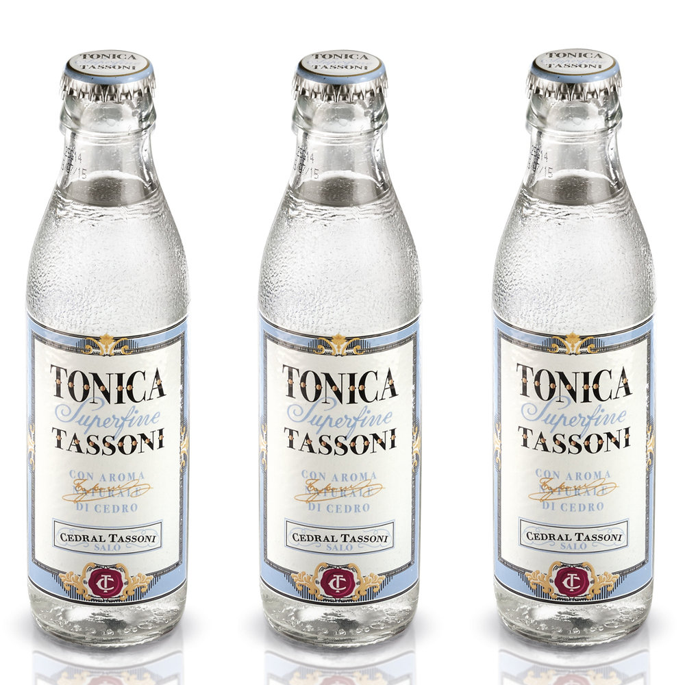 TONICA bottiglietta Tonic Water Superfina