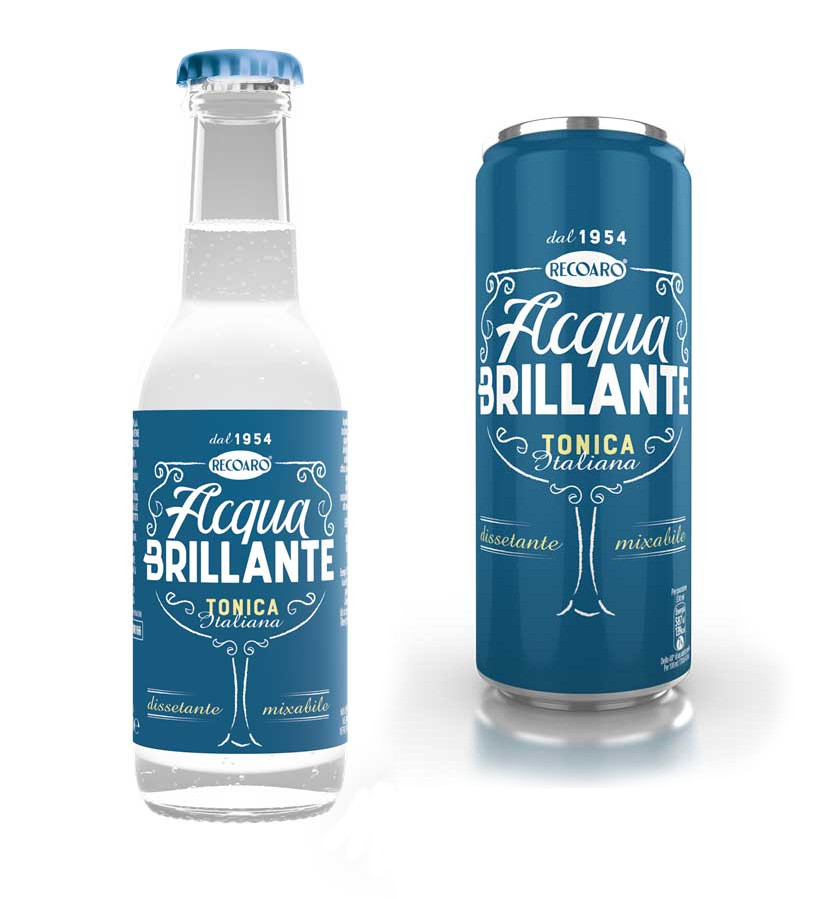 Acqua Brillante Italian Tonic Water