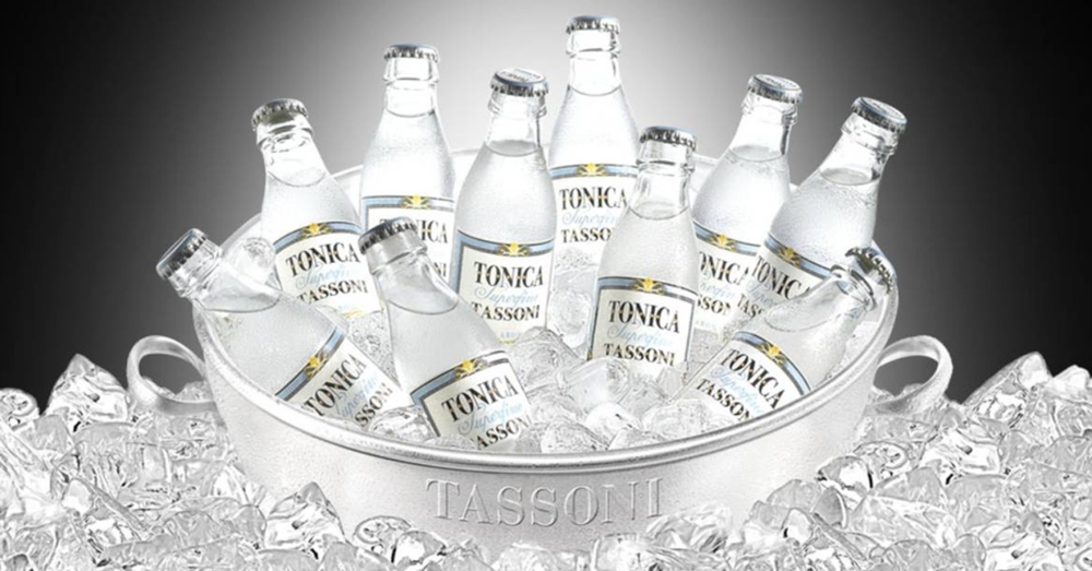 Tassoni Tonica Superfine Italian Tonic Water