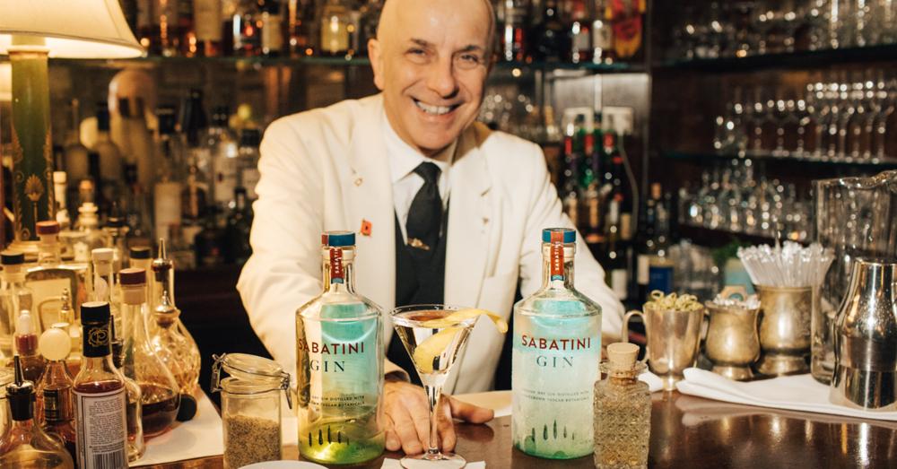 Wildflower Gin Martini Alessandro Palazzi