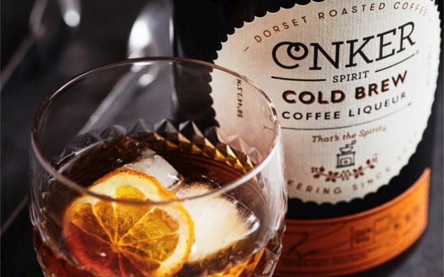 Conker coldbrew coffee liqueur