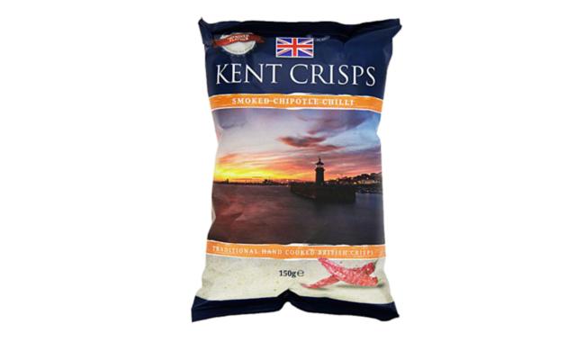 Kent Smokey Chipotle chilli crisps