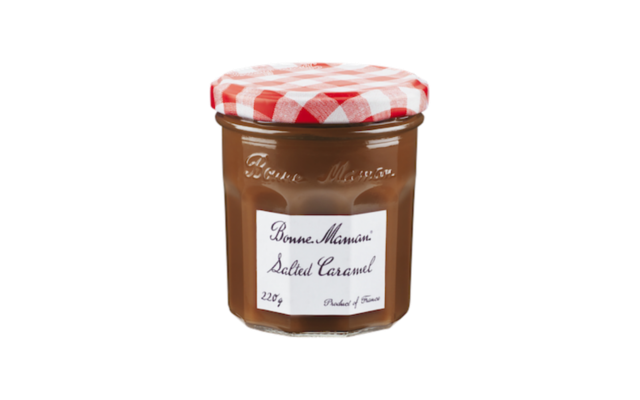 bonne maman salted caramel