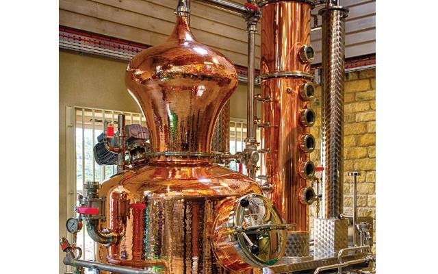 Cotswold distillery