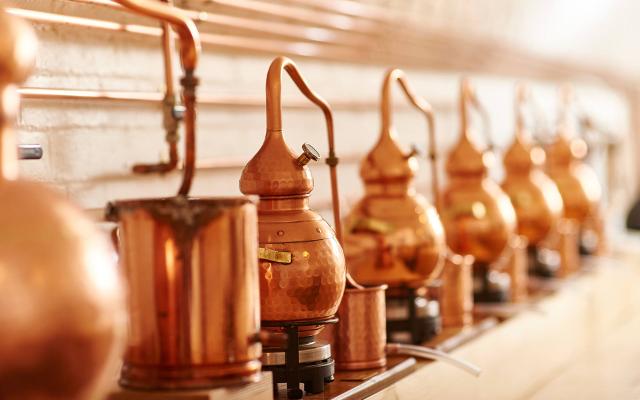 58 Gin Distillery in Hackney