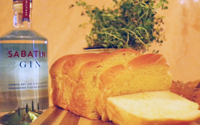 sabatini gin and brioche