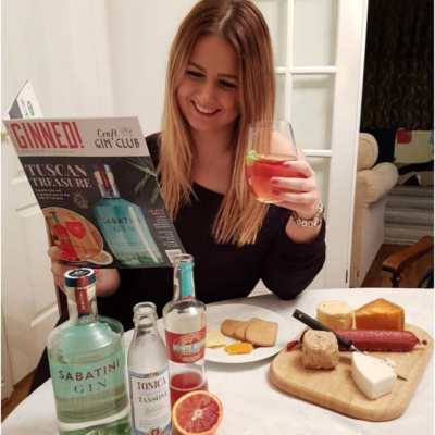 January Sabatini Gin Ginstagram Photo Competition Winner
