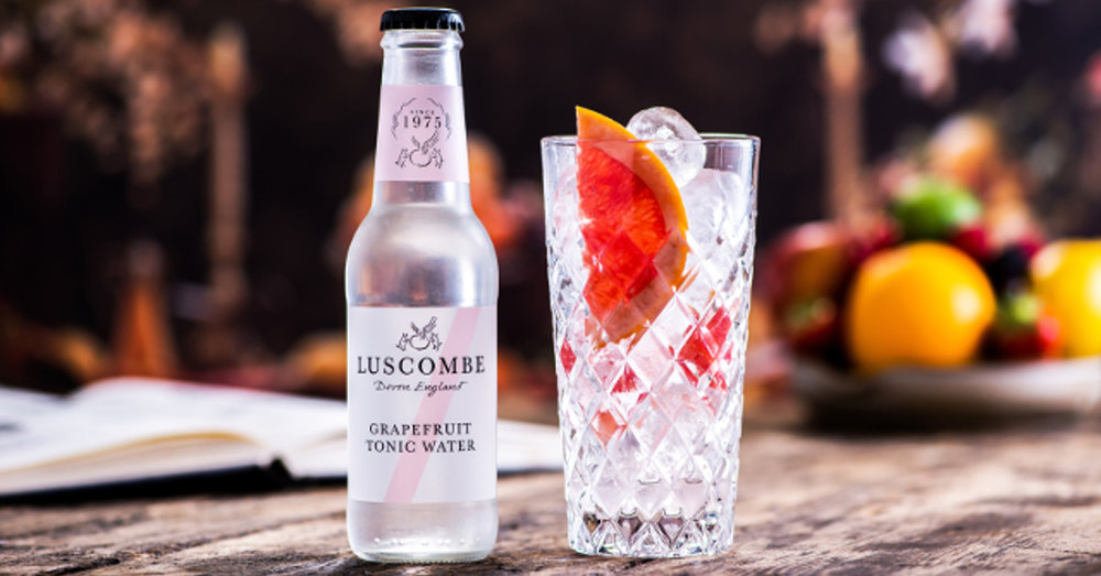 Luscombe Grapefruit Tonic Water Gin