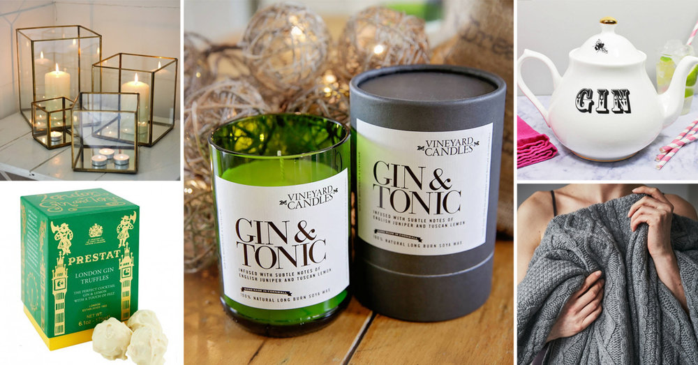 Gin Items Cosy Night In