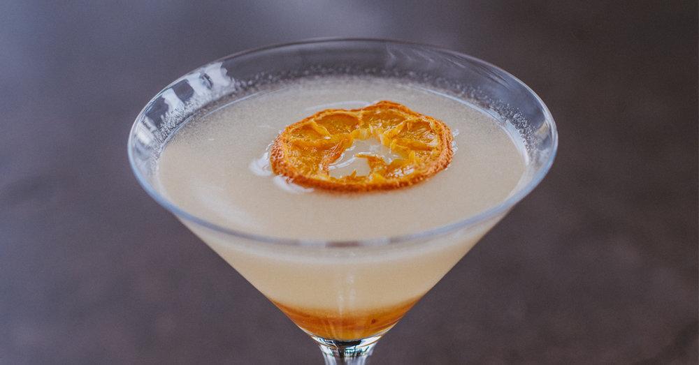 Salcombe Gin Sicilian Brunchini Cocktail